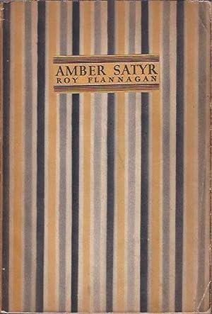Amber Satyr: Flannagan, Roy