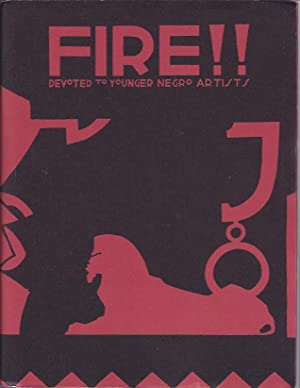 Fire!! Devoted to Younger Negro Artists: Thurman, Wallace (ed.)