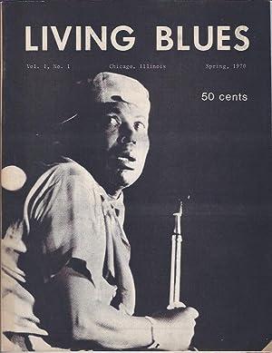 Living Blues, Spring, 1970: Allmen, Diane, et. al.