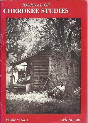 Journal of Cherokee Studies: King, Duane H.