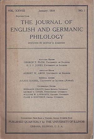"The Misconception in Philip Freneau's ""Scandinavian War: Benson, Adolph B."