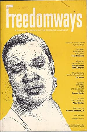 Freedomways: A Quarterly Review of the Negro: Clarke, John Henrik,