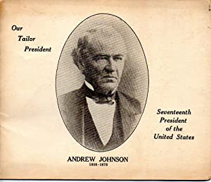 Life of Andrew Johnson Seventeenth President of the United States: Hamilton, J. G. De Roulhac Dr.