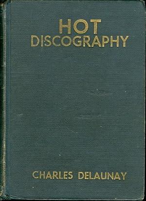 Hot Discography: Delaunay, Charles