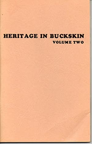 Heritage in Buckskin, Volume Two: Smith, Jimmy Neil
