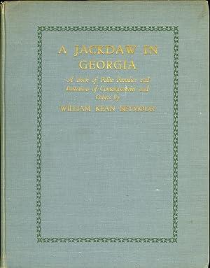 A Jackdaw in Georgia A Book of: Seymour, William Kean