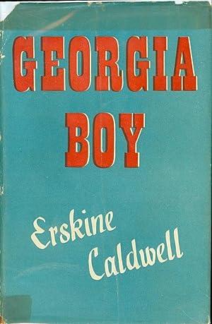 Georgia Boy: Caldwell, Erskine