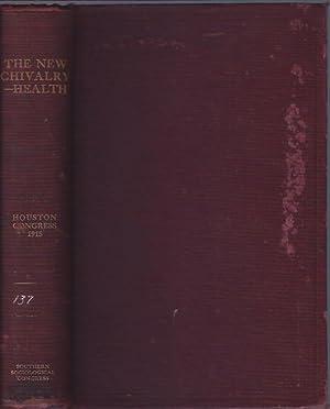 The New Chivalry -- Health: McCulloch, James E. (Ed. )