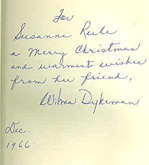 Prophet of Plenty The First Ninety Years of W. D. Weatherford: Dykeman, Wilma