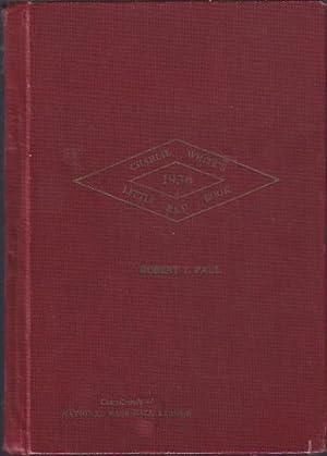 """Charlie White's """"Little Red Book"""" of Baseball, 1936: White, Charlie"""