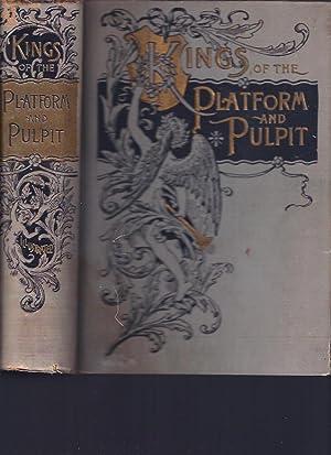 Kings of the Platform and Pulpit: Landon, Melville D. (Eli Perkins)