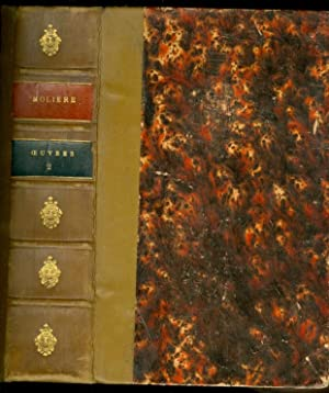 Oeuvres Completes, Volume 2: Moliere