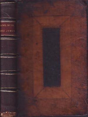 In Historiam Pomponii De Origine Juris Et: Van Der Muelen,