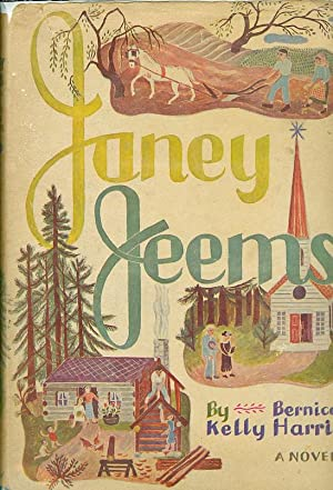 Janey Jeems: Harris, Bernice Kelly