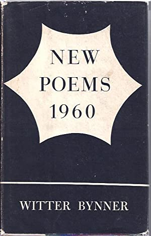 New Poems 1960: Bynner, Witter