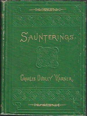 Saunterings: Warner, Charles Dudley
