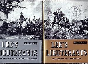 Lee's Lieutenants: a Study in Command Manasss to Malvern Hill: Freeman, Douglas Southall