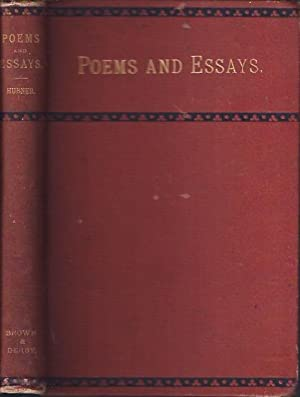 Poems and Essays: Hubner, Charles W.