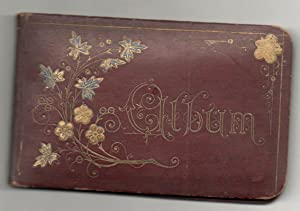 "Edd's"" Autograph Album 1887-1888 Emory and Henry College and Dayton Tennesee: Various"
