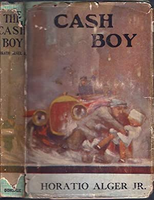 Cash Boy: Alger, Horatio, Jr.