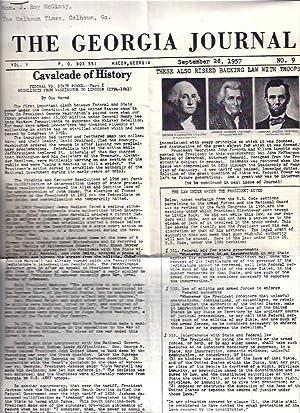 The Georgia Journal: Bernd, Ed (ed.)
