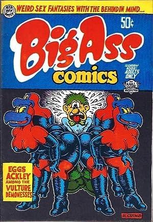 Big Ass Comics, No. 1: Crumb, R.