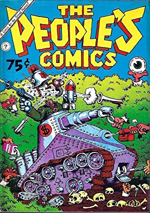 The People's Comics, No. 1: Crumb, R.