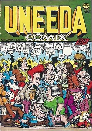 Uneeda Comix: Crumb, R.
