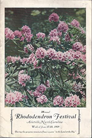 Annual Rhododendron Festival, Asheville, North Carolina: Asheville Chamber Of Commerce