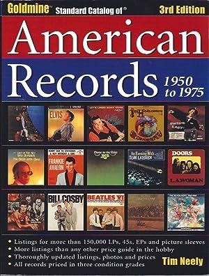 Goldmine Standard Catalog of American Records, 1950: Neely, Tim