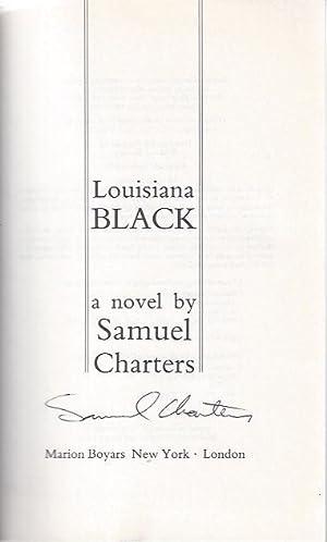 Louisiana Black: Charters, Samuel B.