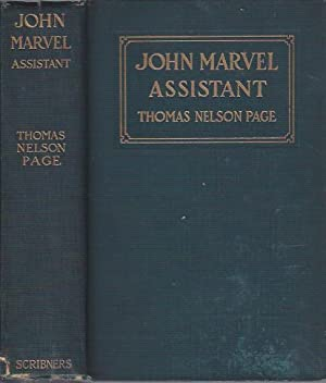 John Marvel, Assistant: Page, Thomas Nelson