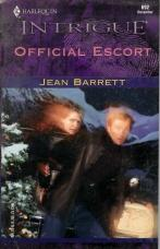 Official Escort (Harlequin Intrigue Ser., No. 692)
