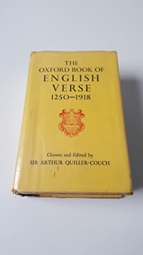 The New Oxford Book of English Verse 1250–1950 - Wikipedia
