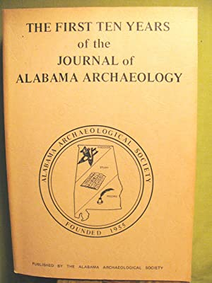 The First ten Years of the Journal of alabama Archeology: William H. Wesley