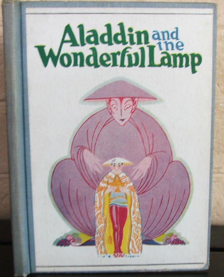 Aladdin and the Wonderful Lamp / Robin Hood