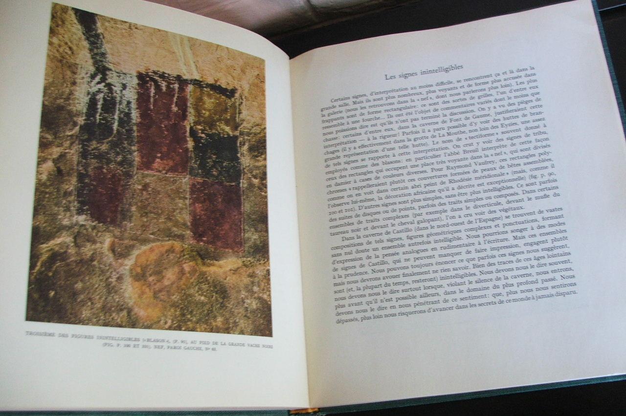 Lascaux: La Peinture Prehistorique ou la Naissance de l'Art.; (Les Grands Siecles de la Peinture ...