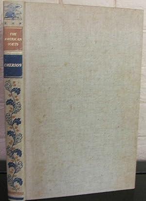The American Poets: Emerson: Emerson, Ralph Waldo