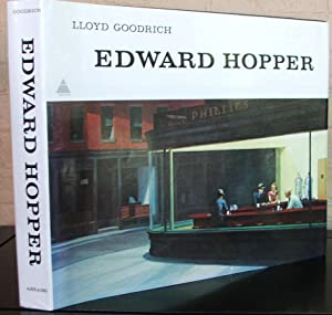 Edward Hopper {SIGNED By author}: Goodrich, Lloyd