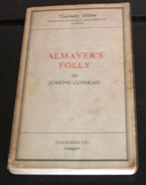 Almayer's Folly: Conrad, Joseph