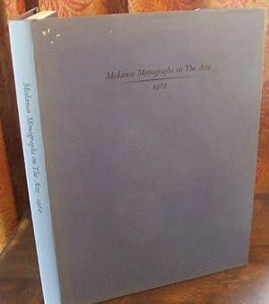 Medaenas Monographs on The Arts 1980. Toulouse-Latrec,: Robbins, Daniel and