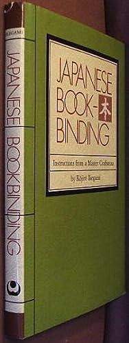 Japanese Bookbinding : Instructions from a Master: Ikegami, Kojiro