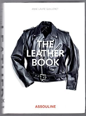 Leather Book: Anne-Laure Quilleriet