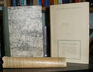 Wild Animals at Home; Library of Pioneering: Seton, Ernest Thompson