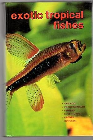 Exotic Tropical Fishes: Axlelrod, Vorderwinkler, et