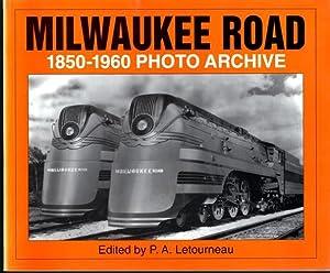 Milwaukee Road 1850-1960 Photo Archive: Frank Jordan