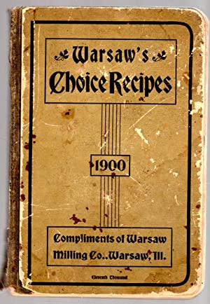 Warsaw's Choice Recipes