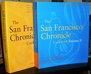 The San Francisco Chronicle Cookbook Volumes I & II