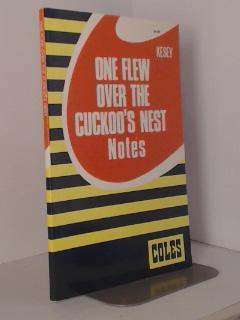 one flew over the cuckoo s nest not cliffsnotes not sparknotes by  coles notes kesey s one flew over the kesey