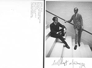 GILBERT & GEORGE (1943/1942) exzentrisches englisches Künstlerpaar: GILBERT & GEORGE ...